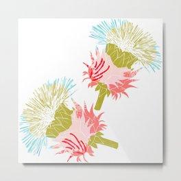 Pure flower Metal Print