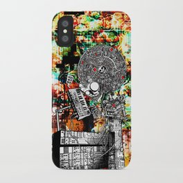 Modular Man iPhone Case