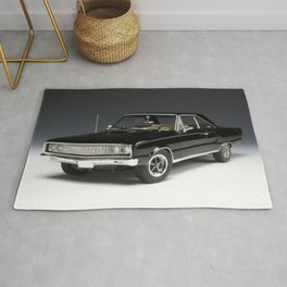 1967 MOPAR Coronet RT Rug