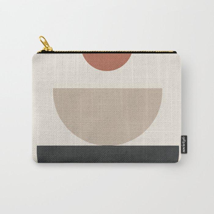 Geometric Modern Art 30 Carry-All Pouch