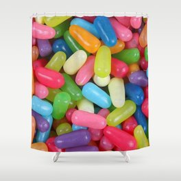 Mike and Ike Shower Curtain