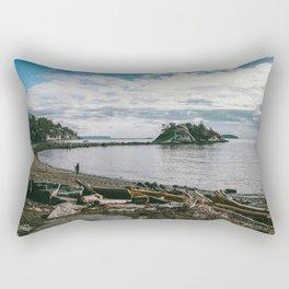 Whytecliff Park Rectangular Pillow