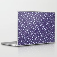 bow Laptop & iPad Skins featuring Bow by Sproot