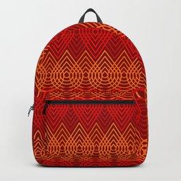 Op Art 97 Backpack