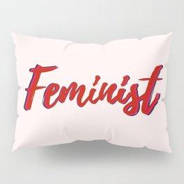 Feminist Pillow Sham