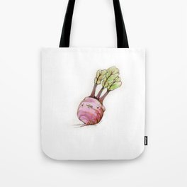 Anxiety Turnip Tote Bag