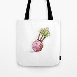 Anxiety Turnip Tote Bag