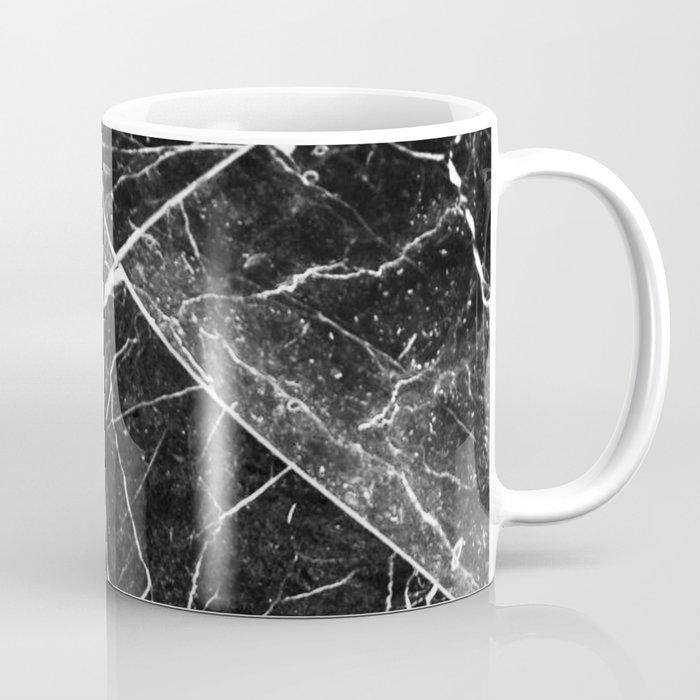 Black Granite Tiles Coffee Mug