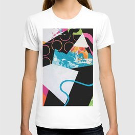 Color and Curves T-shirt