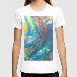 In The Milky Way T-shirt