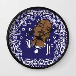 Snoop Dogg Wall Clock