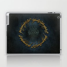 The Lord Of The Rings Logo Laptop & iPad Skin