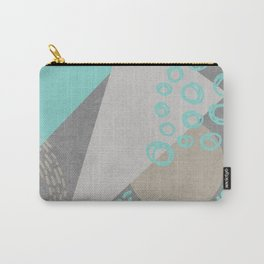 Geometry and sprinkles Carry-All Pouch