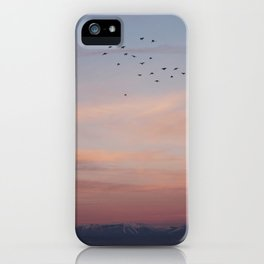Sky No2 iPhone Case