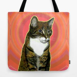Pablo Cat Tote Bag