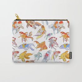 FISH FISH FISH Carry-All Pouch