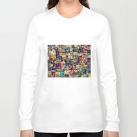 movies Long Sleeve T-shirts featuring I Like Movies by ezop
