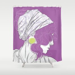 Profilo Shower Curtain