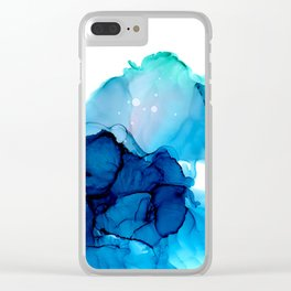 Exhale Clear iPhone Case