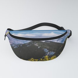 Never stop hiking Fanny Pack