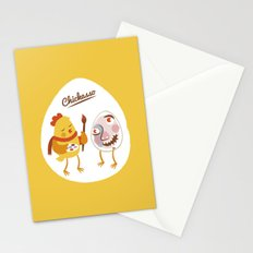 Chickasso Stationery Cards