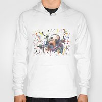 tank girl Hoodies featuring Tank Girl by Abominable Ink by Fazooli