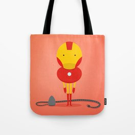 Ironman: My ironing Hero! Tote Bag