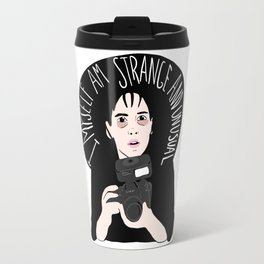 Strange & Unusual Travel Mug