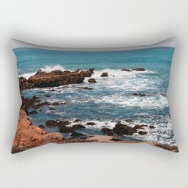 Pacific Coast Rectangular Pillow