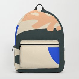 Shape study #15 - Stackable Collection Backpack
