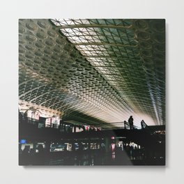 Union Station, Washington DC Metal Print