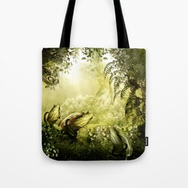 """""""Catch (Forest)"""" Tote Bag"""