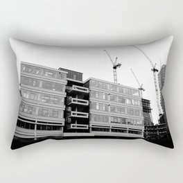 Modernity Lost Rectangular Pillow