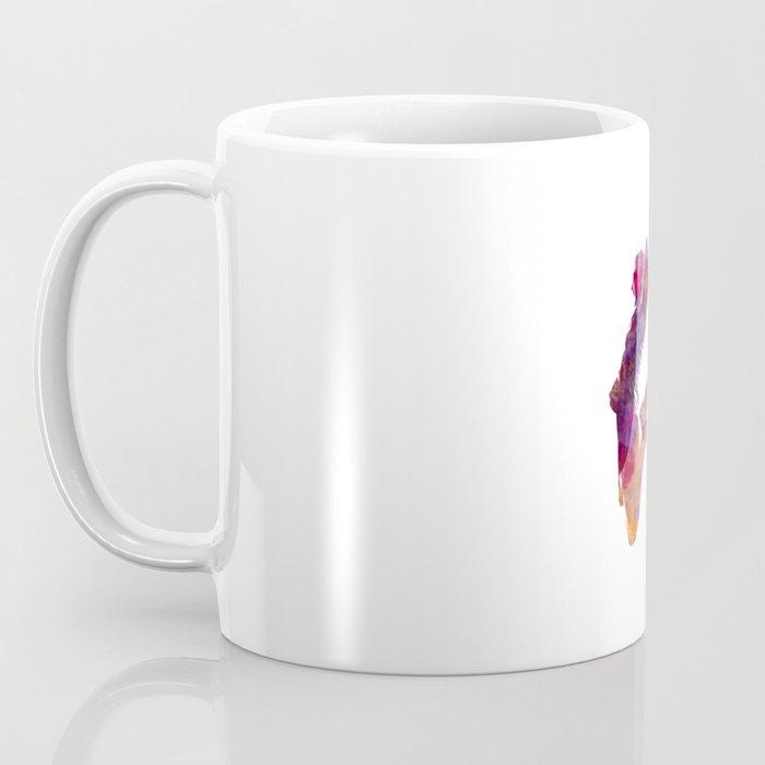 young woman basketball player 01 Coffee Mug