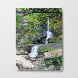 Fillmore Glen Falls, New York Metal Print