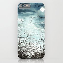 Enchanted Moon iPhone Case