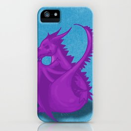 Dragon Loot iPhone Case