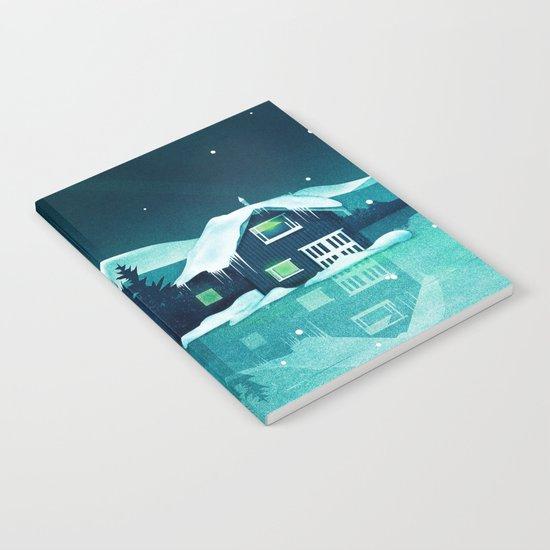 Frozen Magic Notebook