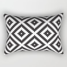 IKEA LAPPLJUNG RUTA Rug Pattern Rectangular Pillow