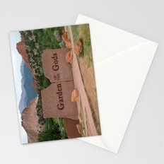 Garden of the Gods - Colorado Stationery Cards