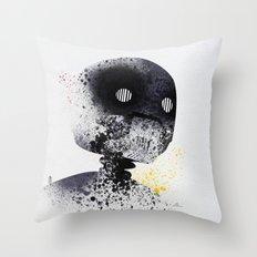 Security Droid Kay-Tu Throw Pillow