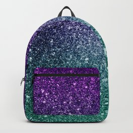Ombre glitter #6 Backpack