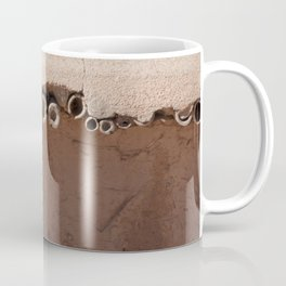 rotated rustic roof Coffee Mug