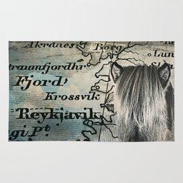 Reykjavík Iceland Rug