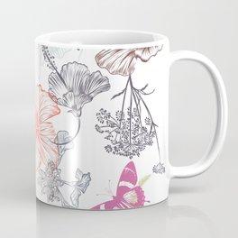 Summer field plants Coffee Mug