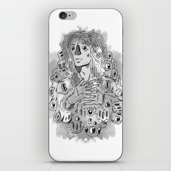 """I Never Learn"" by Jacob Livengood iPhone & iPod Skin"