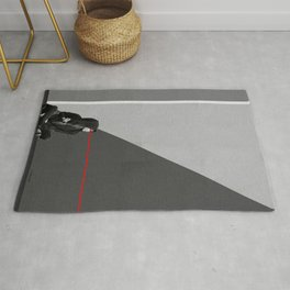 see things from a different perspective Rug