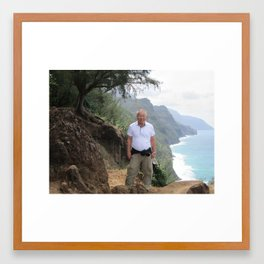 Hawaii 2 Framed Art Print