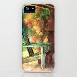 Gramma's Front Porch iPhone Case