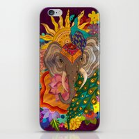 india iPhone & iPod Skins featuring India by Aubree Eisenwinter